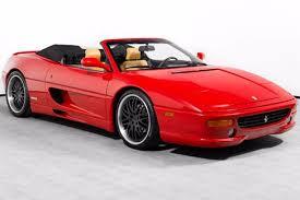 Find the best ferrari f355 for sale near you. Ferrari F355 Spider For Sale Dupont Registry