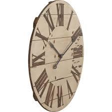 large image for stupendous 36 wall clock 77 36 wall clock canada t austin designreg rancho