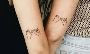 I Tatuaggi Perfetti Da Fare Con La Tua Migliore Amica Foto 1 Di 9