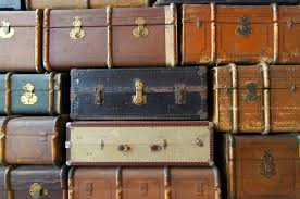 Old Suitcases Old Suitcases In A Stack Our Great Photos
