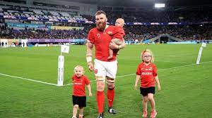 Wife gives birth to baby in Australia while Jake Ball's on test rugby duty  in Wales   Stuff.co.nz