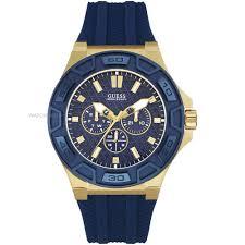 "men s guess force chronograph watch w0674g2 watch shop comâ""¢ mens guess force chronograph watch w0674g2"