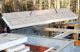 structural insulated panels. Beautiful Structural A Panel Pros Crew  Inside Structural Insulated Panels P