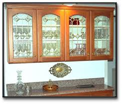 sta cool stained glass kitchen cabinet doors