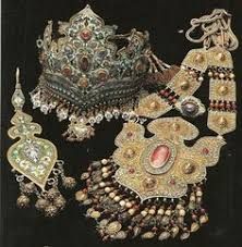 ledecorquejadore the art of the jewish jewelers in the bukhara region via central asia region jewellery central asia