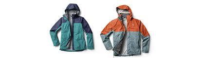 rei co op rainier rain jacket women s men s