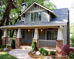 small craftsman house plans. Classic Craftsman Cottage With Flex Room - 50102PH   Architectural Designs House Plans Small