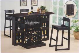 Dining Room Awesome Mini Bar Liquor Cabinet Corner Wall Bar