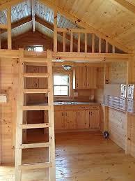 14x28 Modular Amish Cabin MOVE IN READY! TRUE FOUR SEASONS CABIN