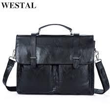 westal genuine leather men bag mens leather bag for work men briefcases handbags totes large shoulder bags briefcase laptop bags briefcases for women womens