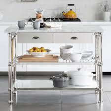 modular kitchen island with marble top saved view larger roll over image to zoom