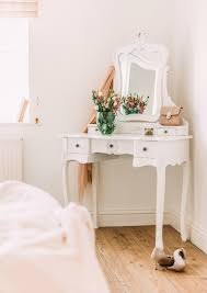 decorating with white furniture. Exellent White Modern White Furniture French Style Dressing Table And Stool La  Maison Chic Company Byzfnru With Decorating White Furniture R