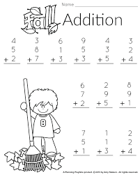 Halloween Math Coloring Pages 2nd Grade Amazing Cool And Best ...
