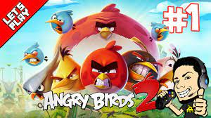 Angry Birds 2 | Gameplay Walkthrough Part 1 Levels 1-5 (iOS, Android) -  video Dailymotion