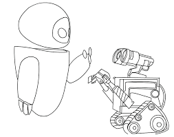 Walle Drawing At Getdrawingscom Free For Personal Use Walle