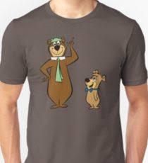 yogi bear uni t shirt