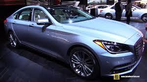 2018 genesis 5 0.  2018 2018 genesis g80 50  exterior and interior walkaround 2017 detroit auto  show youtube with genesis 5 0