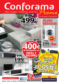 Catalogo De Muebles Conforama Septiembre 2012 By Milyuncatalogos