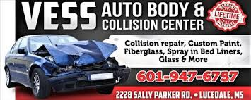vess auto and collision center in lucedale ms 39452 auto s carwise com