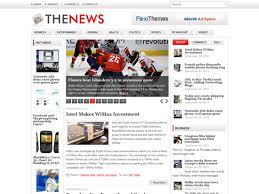 Wordpress Newspaper Template | Best Business Template
