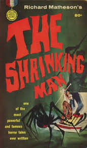 the shrinking man pulp covers