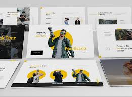 Robertson Photography And Design Pixelist Photography Keynote Template By Giant Design On