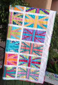 85 best union jack quilted images on Pinterest   Union jack, Flag ... & I Heart London quilt pattern Adamdwight.com