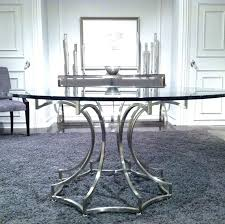 glass round top dining table stripes stripes stripes part 2 sabbatical with regard to elegant residence round glass dining table ideas glass top dining