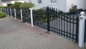 garden gates and fences. Serene Image Then Classic Wrought Iron Garden Gates Fence Ideas Cheap In Rod And Fences S