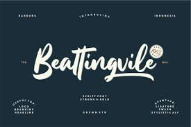 Download free fonts for windows and mac. Beattingvile Font By Creative Fabrica Freebies Creative Fabrica In 2020 Free Script Fonts Free Fonts Handwriting Free Font