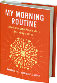 Daily Routine Maker My Morning Routine Inspiring Morning Routines