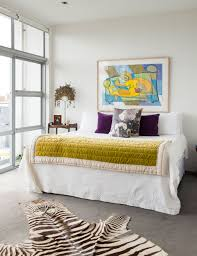 Paper Lantern Bedroom An Inner City Apartment Is The Ideal Urban Retreat Homes To Love