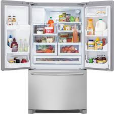 Kitchen Appliance Shop Shop Frigidaire Gallery 2786 Cu Ft French Door Refrigerator With