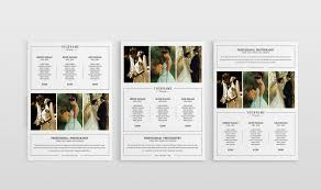 Photography Pricing Template Modern Photography Price List Template Deals Infoparrot