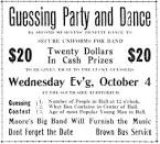 Town Hall Party: October 11, 1958 & August 22, 1959