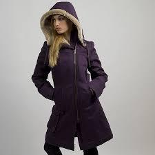 las classic hoodlamb jacket