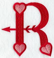 Love Letters Stunning Machine Embroidery Designs At Embroidery Library Embroidery Library