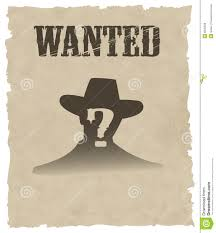 The Vector Wanted Poster Image Stock Vector Illustration Of Poster