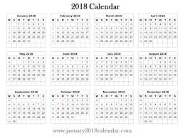 2018 calendar printable free photo calendar 2018 resumess franklinfire co