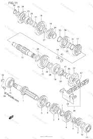 2000 rm 250 engine diagram wiring library suzuki motorcycle 2000 oem parts diagram for transmission partzilla com
