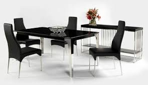 good looking modern kitchen table set unique chairs modern dining