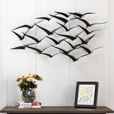 sunjoy orlando decorative seagull wall