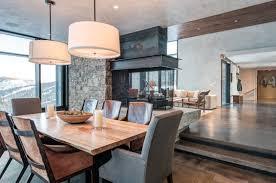 Pearson Design Group Mountain Modern - Mountain home interiors