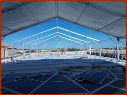 the tent includes aluminum frame flooring system tempered glass walls and 2 double glass doors for entrances exit besides it is decorated with side wall