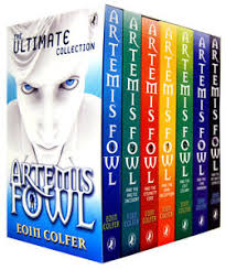 image is loading artemis fowl collection 7 books gift set pack