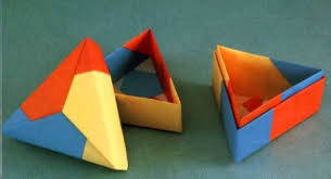 origami boxes tomoko fuse (book) tomoko fuse box diagrams triangular origami boxes heptagonal