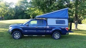 Truck Camper With VW-Inspired Pop Up Camper Van Roof