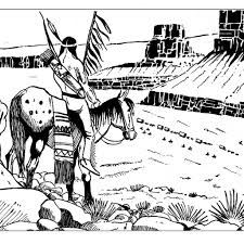 Native American Coloring Pages Free With Free Coloring Page Coloring