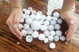 Image result for thunderstorms of hail & Fire