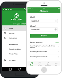 best job search apps jobs in london the uk beyond adzuna
